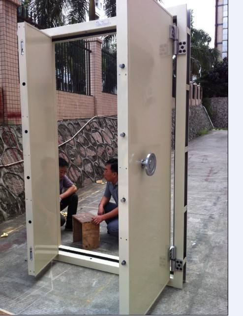 Click to enlarge & Double explosion door_s_shenzhen yatu security technology co.ltd